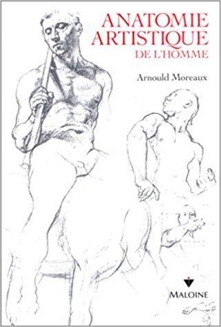Livre pour apprendre l'anatomie artistique