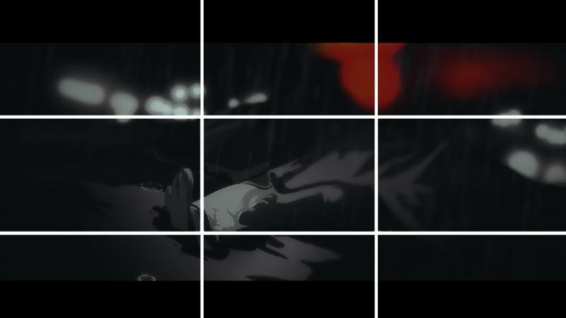 La composition permet d'apporter de la narration à l'image.