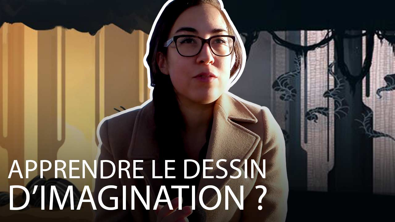 Aperçu vidéo - Comment apprendre le DESSIN d'imagination ?