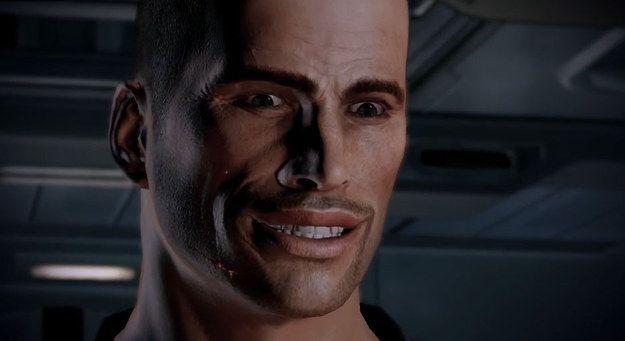 """Les personnages du jeu vidéo """"Mass Effect : Andromeda"""" ont un visage """"uncanny valley"""""""